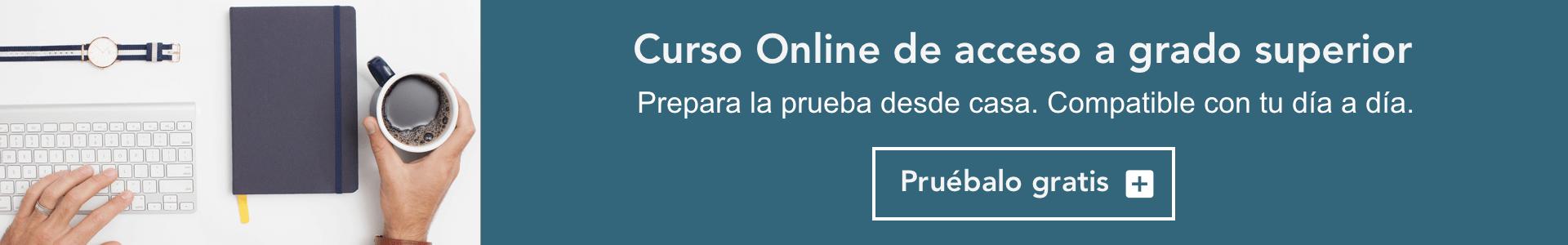 Prueba De Acceso A Grado Superior En Andalucía 2019