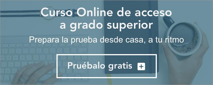 Prueba De Acceso A Grado Superior En Cataluña 2019